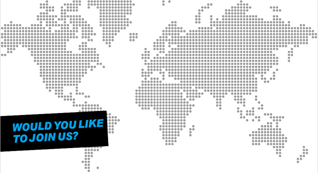 Praktik internationalt - join us!