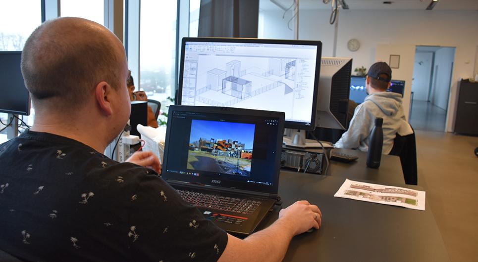 teknisk designer uddannelse københavn